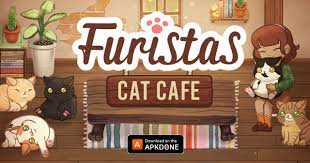 Furistas Cat Cafe MOD APK 2.800 Download (Unlimited Money) for Android