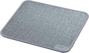 <b>Коврик</b> для мыши <b>Hama Textile Design</b> (Цвет: Gray)