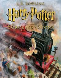 harry potter and the sorcerer s stone the ilrated edition harry potter series 1