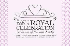 A Princess Themed Birthday Party