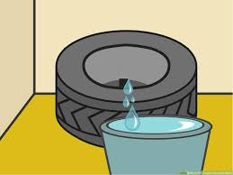 How To Fill Tractor Tires With Water 12 Steps With Pictures