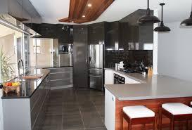 Kitchen Granite Benchtops Benchtops Adelaide Marble Black Granite Caesarstone Sleek