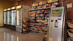 Grocery Store Vending Machine Enchanting Micro Markets Vs Traditional Vending Machines Kiosk Marketplace