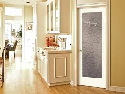 frosted glass sliding closet doors pantry door etched home depot offers a more decorative look