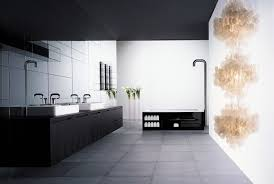 modern-big-bathroom-with-double-sink-and-faucet-white-tub-with ...