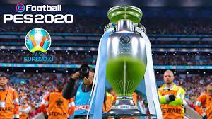 PES 2020 ○ UEFA EURO 2020 OFFICIAL TROPHY ○ Germany Vs. France ○ Final  Match Prediction