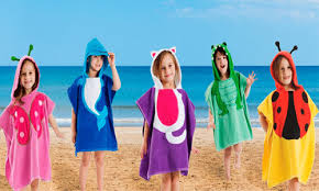 kids hooded beach towels. Plain Kids Kids Hooded Character Beach Towel Deal  And Towels D