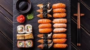 Resultat d'imatges de tipos de sushi