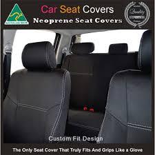 supertrim seat covers front suits toyota fj cruiser premium neoprene 100 waterproof