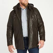 leather stroller jacket new