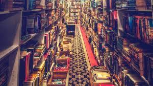 Wallpapers Bookshelf Library Books 1920x1080  530856 bookshelf