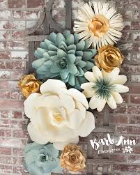 diy giant paper flowers ideas try