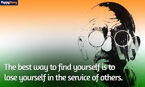 gandhi jayanti special most memorable quotes from mahatma  best quotes of mahatma gandhi that will inspire you in life