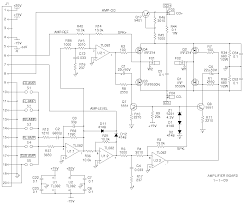 klipsch promedia v 2 400 v4 1 v2 1 and v5 1 amplifier repair amplifier board schematic diagram