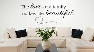 family e wall decals