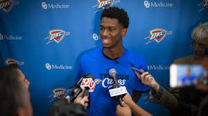 Okc Depth Chart Oklahoma City Thunder Depth Chart