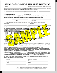 consignment form for cars vehicle consignment form rome fontanacountryinn com