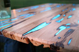 the glow table diy project by mike warren