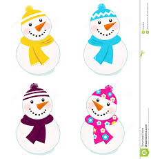 Colorful Snowmen Magdalene Project Org