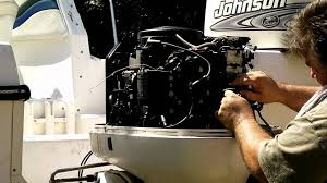 how to replacing the powerpack on a johnson evinrude outboard Evinrude 5 Hp Wiring Diagram how to replacing the powerpack on a johnson evinrude outboard motor youtube 35 Evinrude Wiring Diagram