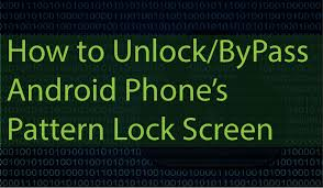 How To Unlock Phone Pattern Mesmerizing How To Unlock Android Pattern Without Losing Any Data
