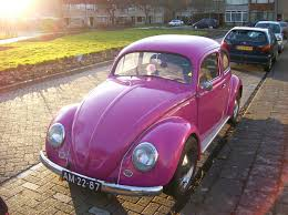 MikeLiveira's Space: V.W. Beetle 1957