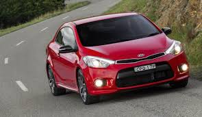 Kia Cerato Koup Turbo: pricing and specifications - Photos
