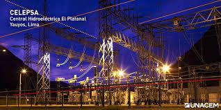 Resultado de imagen para fotos de la central hidroeléctrica el platanal