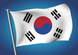 Image result for south korea flag