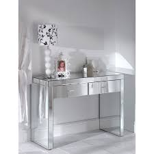 Mirrored Bedroom Furniture Uk Modern Console Table With Drawers Uk Crowdsmachinecom