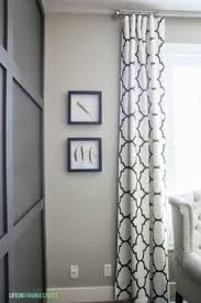 Office curtains Vertical Office Curtain Panel And Some Gold Feathers Behr Castle Path And The Dark Board And Pinterest 37 Best Office Curtains Images Office Curtains Curtain Panels Cloths