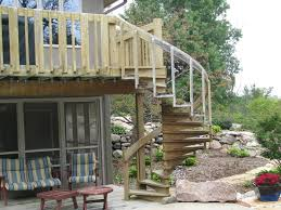Outdoor Staircase outdoor spiral staircase diy railing stairs and kitchen design 7675 by xevi.us