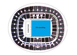 Pge Park Seating Chart Pge Narodowy Satdium National Stadium