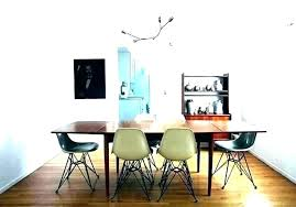 dining table chandeliers chandelier height from over