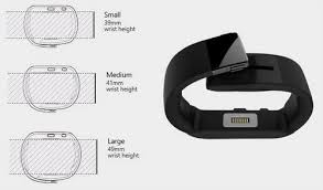 Microsoft Band 2 Size Chart Small Too Small Sizing Help Windows Central Forums