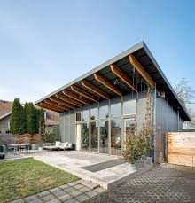 Shed Roof Designs Modern Shed Roof House