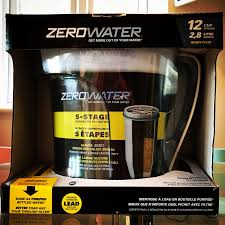 Zero Water Tds Chart Mummys Space Zerowater Filter Jug Review