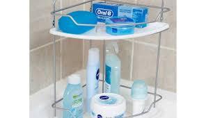 pole target corner shower suction wont caddy tension rack travel big monsoon hanging shelf costco cups
