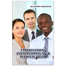 military community awareness resources and educational materials transition resources booklet understanding and developing your personal brand
