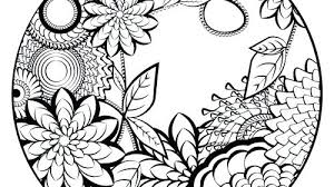 Inspiring Nature Coloring Pages Remarkable
