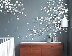 cherry blossom wall stickers wall stickers vinyl wall decal wall stickers cherry blossom tree a unique