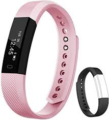 <b>Fitness Tracker</b> Flenco <b>Smart</b> Watch Pedometer Wristband Activity ...