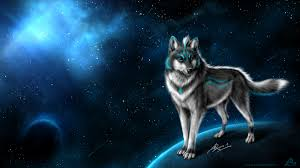 blue wolf background. Wonderful Wolf Wallpapers ID463422 To Blue Wolf Background U