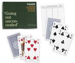 Canasta Playing Cards Toys: Buy Online From Fishpond.com.au