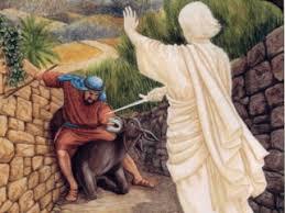 balaam the charlatan - Bible Walking