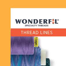 Wonderfil Thread Charts Resources Wonderfil Specialty Threads