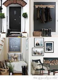 winter foyer