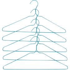 <b>Набор вешалок для одежды</b> 405х220х90 мм, ПВХ, 5 шт в Уфе ...