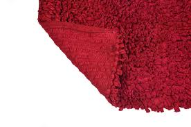 Soft Kitchen Floor Mats Area Rugs Shag Rug Shaggy Solid Red Floor Carpet Soft Door Mat