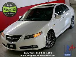2008 acura tl type s pearl white 6